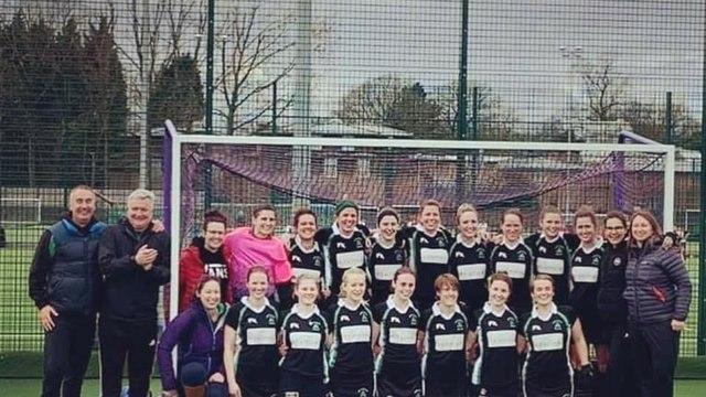 Ladies' 1st Team vs Timperley Ladies' 1st Team