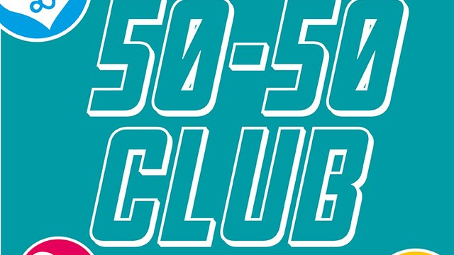 50 Club Re-launch