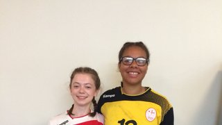 Two Eagles juniors selected for England Handball National Academy Programme