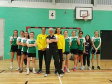 Six points for U19 Girls as their league campaign finally begins