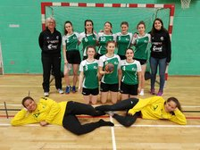 Eagles U19 Girls top of the tree after two more victories