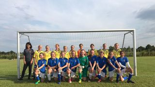 KEW LIONESSES ROAR TO VICTORY AT CUP DENMARK 2017