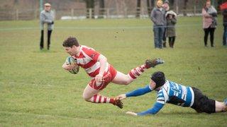 Wetherby secure bonus point against Thorne