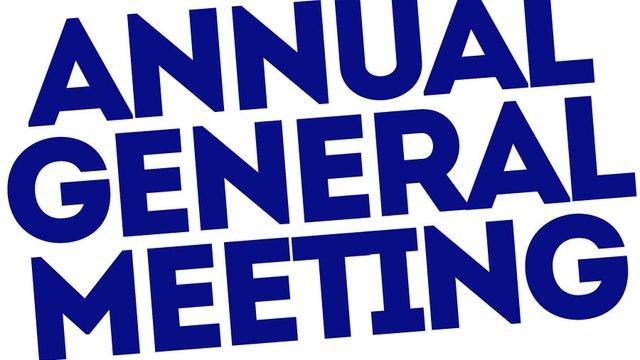 Annual General Meeting update