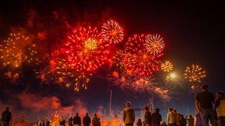 Halesowen Cricket Club Bonfire & Fireworks 2018