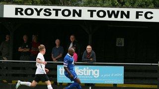 Royston Away
