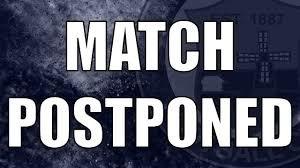 GAME POSTPONED Wednesday's semi play off at Kings Lynn is postponed