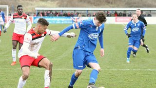 Stratford Town vs Kettering Town pics by Granty