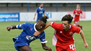 Stratford Town vs Walsall pics by Granty