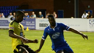 Stratford Town v Sutton Coldfield Town pics by Granty