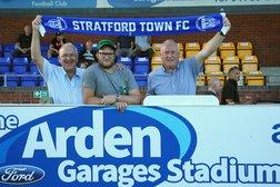 Arden Garages extend their Stadium Sponsorship!