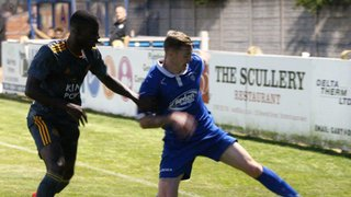 Stratford Town v Leicester City pics by Granty