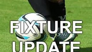 Fixture changes to Hednesford, Royston & Redditch games