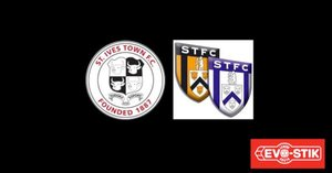 Next up: Town travel to St Ives Town on Saturday 3rd November KO 3pm
