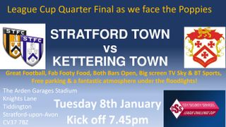 Kettering Town H CSS LC Fixture 08/01/19