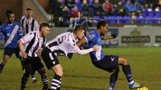 Stratford Town v Coalville Town pics by Granty