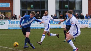 Baillie rings the changes as the Blues beat Halesown