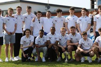 Stratford Town Youth MFYL Champions 18-19 Season