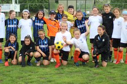 Stratford Town U11 Girls take Italy by storm