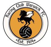 We visit Racing Club Warwick tonight KO 7.45pm