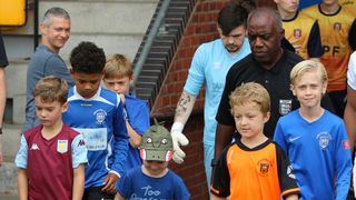 Stratford football the winner on family funday