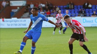 Young Town team beaten by the Robins