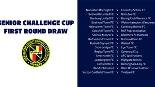 Town drawn at home vs Wolverhampton Wanderers in BSC 1st Round!