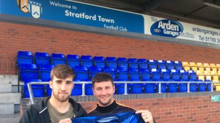 Town sign ex Leicester City U23 defender George Heaven