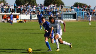 Halesowen Town v Stratford Town FA Cup pics by GRANTY