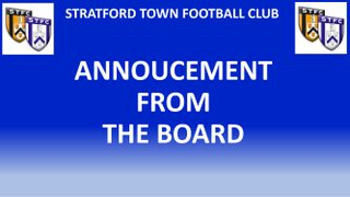Announcement from the Board on Tommy Wright