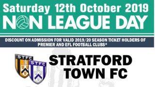 Support Non League Day Today! We host Lowestoft Town KO 3pm