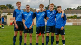 5 Stratford Town Academy players make 1st team debuts at Kettering Town