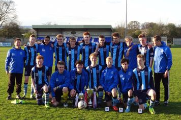 U15 win the cup