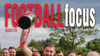 Fleet Town in the Football Focus Magazine