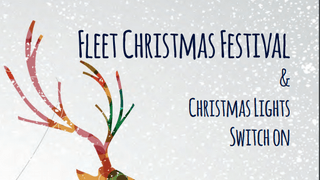 Colts at the Fleet Christmas Festival
