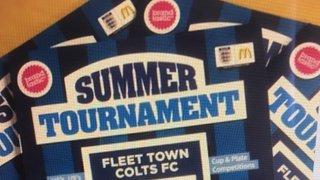 Summer Tournament Programme