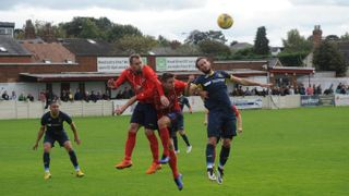 Bromsgrove 0-1 Needham