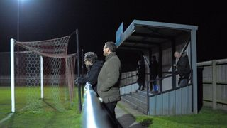 Haverhill Rovers 1-4 Needham