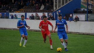Lowestoft Town Vs Needham (19/10/19)
