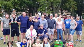 Rounders July 2017