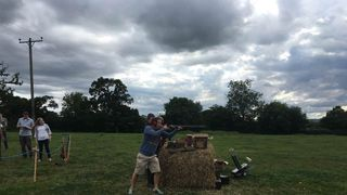 Summer 2016 Team Clay Pigeon Shoot