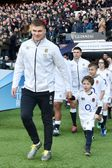 Alton Player Leads England Out At Twickenham