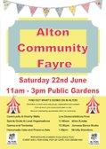 See ARFC @ Alton Community Fayre