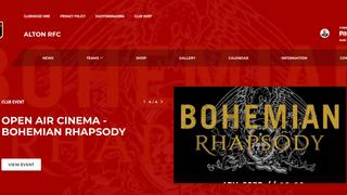 Alton RFC get New Look Website
