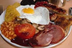 UPDATE - Full English Breakfast available 10:30 onwards on Saturday 5 October