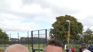 Tiverton duo represent Devon and Cornwall in Over 40s tournament