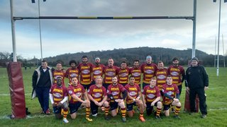 Match Report St Brendan's 2XV v Old Bristolians 3XV