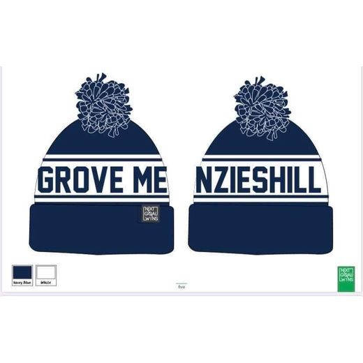 New Club bobble hat