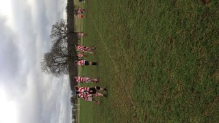 Wetherby Crusaders vs Hallamshire 1sts