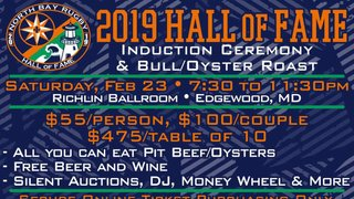 North Bay Hall of Fame Bull/Oyster Roast